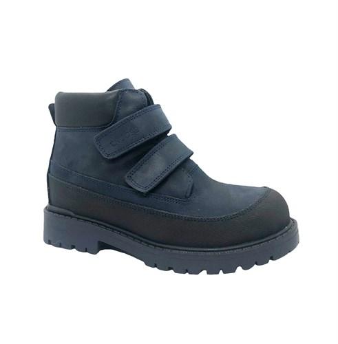 Ботинки для мальчика, цвет синий, на липучках - фото 11988