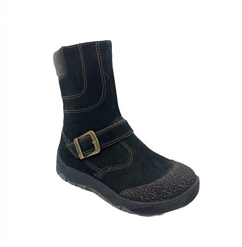 Ботинки для мальчика, зима, цвет темно-серый - фото 6142