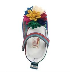 Пинетки-туфельки для девочки, разноцветные