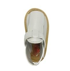 Пинетки-туфельки, бежевого цвета