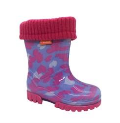 Резиновые сапоги для девочки, цвет розовый