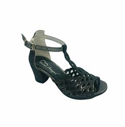 Туфли балетные, цвет черный