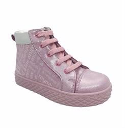 Кеды для девочки,цвет розовый