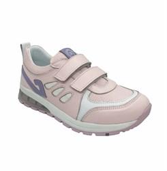 Кроссовки для девочки, цвет розовый, со светящейся подошвой
